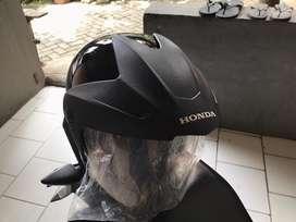 Helm honda TRX baru