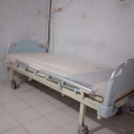 Second hospital bed