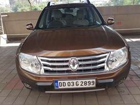 Renault Duster RXZ 110 PS
