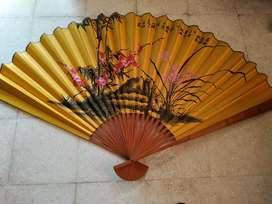 2 pieces. Beautiful Wall Fan Showpiece for Bedroom/Living Room/cafe