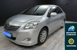 [OLX Autos] Toyota Vios 1.5 G Bensin A/T 2010 Silver #SHM