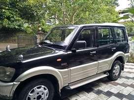 Mahindra Scorpio DX 2.6 Turbo 7 Str, 2003, Diesel