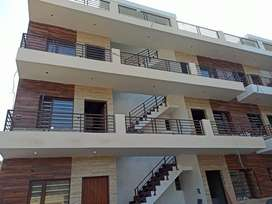 2 bhk fully furnished flat available for family Mohali 115