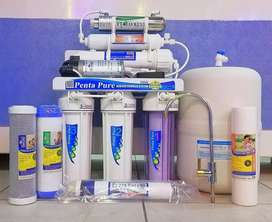 Taiwan RO Plant with Uv - PentaPure Water Filter