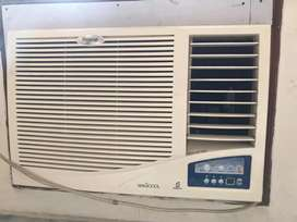 Whirlpool 1.5 window ac well maintained power