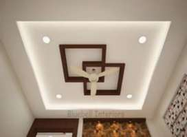 False ceiling work kv interior decorator nochiyam
