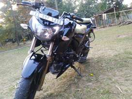 Apache RTR 200 4V, brand new condition, fixed price
