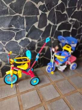 Sepeda anak roda 3 tricycle