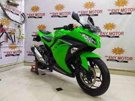 Kawasaki Ninja FI thn 2017 mulus - ENY MOTOR