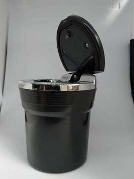 PROMO - Asbak Mobil Led / Car Ashtray / Asbak Rokok Portable