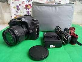 Kamera Dslr Canon Eos 50D Lensa EF-S 18-55 mm