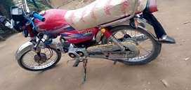 Bike bilkul a1 by tyre or engine condition very good