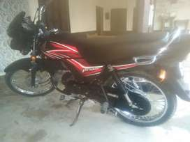 Honda prider with best condition