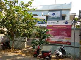 Rent for Commercial Purpose at Ground floor in Bhaskar Nagar