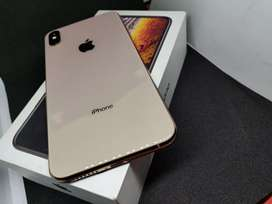 Apple iPhone Xs max 256gb new condition with original bill box acrs
