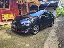 YARIS TRD 2018 MANUAL Km. 27 Rb ISTIMEWA