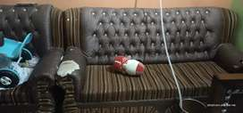 5 seater sofa is for sale