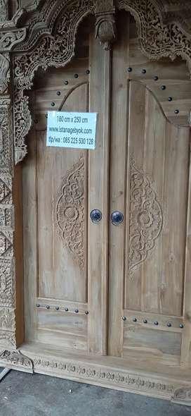 amri cuci gudang pintu gebyok gapuro jendela rumah masjid musholla