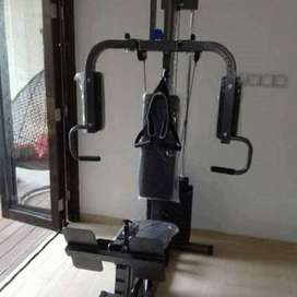 Alat Fitnes Home gym fitnes  1 Sisi T-1800 (with Leg Press)