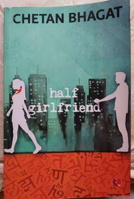 Book Name: Half Girlfriend