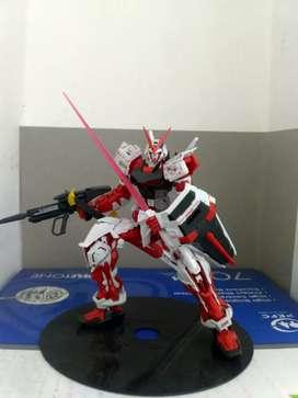 Gunpla RG astray red