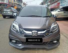 Honda mobilio RS abu tahun 2015 manual