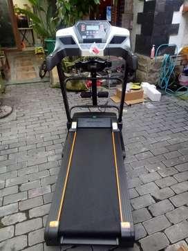 Treadmill idea sport berkualitas siap kirim tujuan