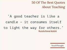 Tution for your kids from class 1 to class 7