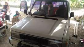 Toyota Kijang Super Putih 1990 Aja