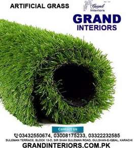 Artificial Grass OR Astro Turf and vinyl flooring By Grand Interiors