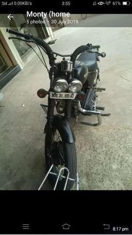Royal Enfield Thunderbird 2002 Well Maintained