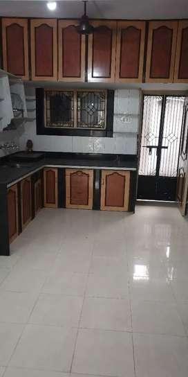 2Bhk semi furnished Row house