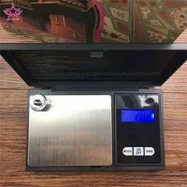 Timbangan Digital Mini Presisi Tinggi 500g/ 0.01g untuk Perhiasan Emas