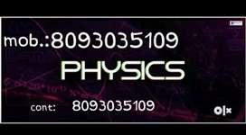 Home Tution (10th,+2 & +3 physics)