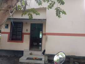 4cent Land and Good condition house