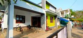 3Bhk Own Cunstructed  5.75 Cent 4Year Old House pookkattupady 43 Lakhs