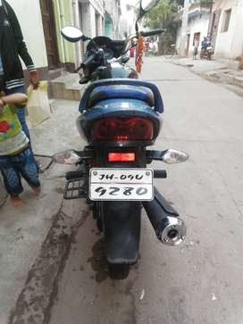Bike at good condition .