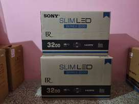 Brand new imported Sony 32 inch full HD LED TV.  +()