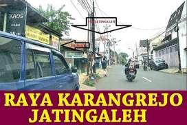 Rumah Tua Hitung tanah Raya Karangrejo Jatingaleh dekat UNIKA