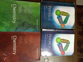 NCERT class 11 Physics and Chemistrytry