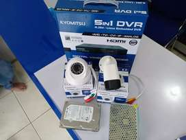 Paket 2 camera fulset full HD