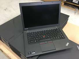 Lenovo Thinkpad T450 /Brand New Condition/i5 5th Gen/8GB Ram/256GB SSD
