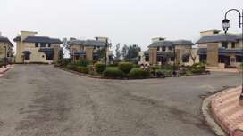 plot on meerankot road in puda approved society near to Cambridge