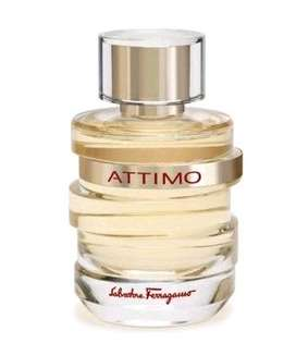 attimo (gold) edp by salvatore ferragamo for women 100ml