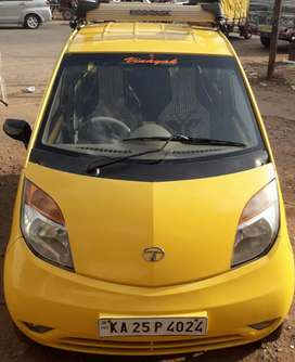 Tata Nano 2009 Petrol Well Maintained topend model with power full AC