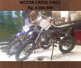 Jual Motor Cross Murah DiMedan