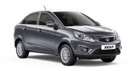 Tata Zest Xms in new condition black colour