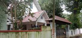 Full furnished independent  house in kumaranalloor kottayam