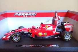 Diecast Ferrari SF15T Sebastian Vettel