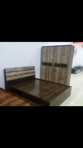 brand new bedroom set on EMI direct from factory..